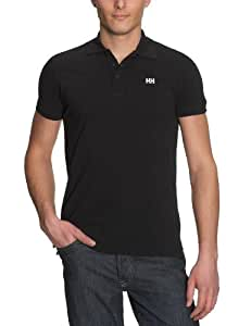 Helly Hansen Men's Transat Polo - Black, X-Small