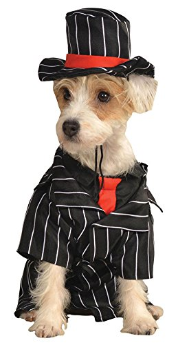 costume accessories - Cat & Dog Costume Mob Dog Xl