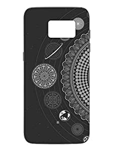 Samsung S7 Cover - The Art in the Universe - Designer Printed Hard Shell Case