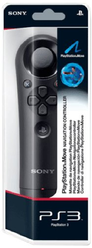 Sony PS3 Move Navigation Controller - Black