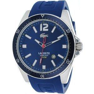 Lacoste Men's 2010665 Seattle Blue Stainless Steel Watch