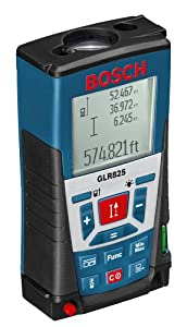 Bosch GLR825 Laser Distance Measurer by Bosch
