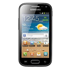 Samsung Galaxy Ace 2 I8160 Black Factory Unlocked 4gb 5mp Droid