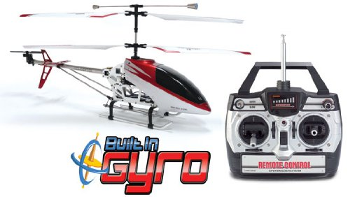 GYRO Double Horse Metal 9050 3.5CH Electric RTR Remote Control RC Helicopter (Color May Vary)