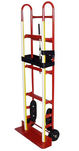 Milwaukee Hand Trucks 40271 Appliance Truck With Manual Belt Tightener front-160912