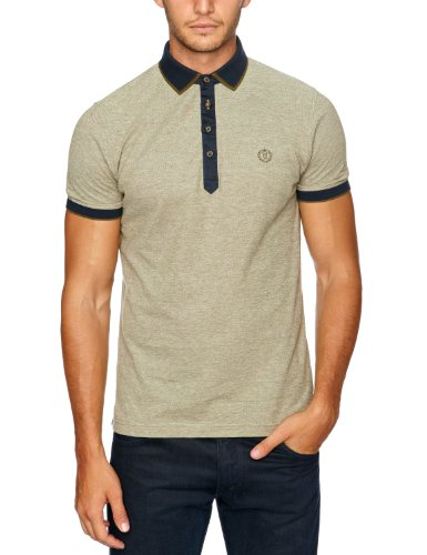 Henri Lloyd Bail Polo Men's Shirt Olive Large