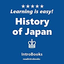 History of Japan Audiobook by  IntroBooks Narrated by Andrea Giordani