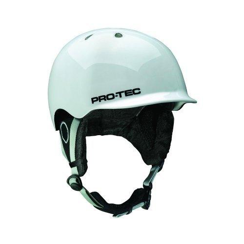 Protec Winter Helm 'U Riot', Farbe:Gloss White 10;Größe:XL