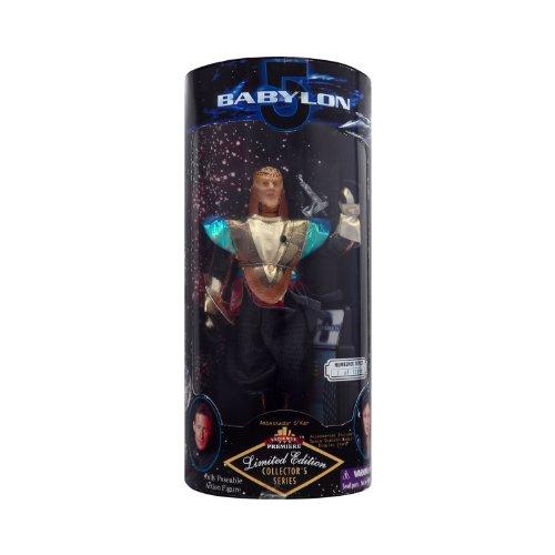 "Babylon 5 Ambassador G'Kar Exclusive Premiere 9"" Action Figure - 1"