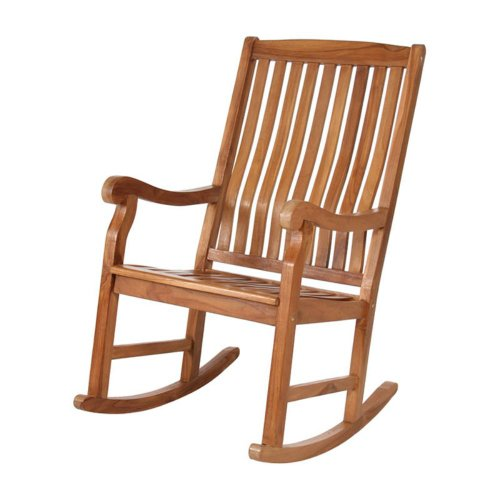 Rocking Chair Wicker front-921734