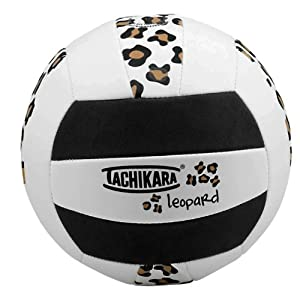 Buy Tachikara LEOPARD Recreational Volleyball by Tachikara