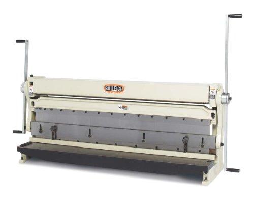 Baileigh SBR-5220 3-in-1 Combination Shear Brake Roll Machine, 52