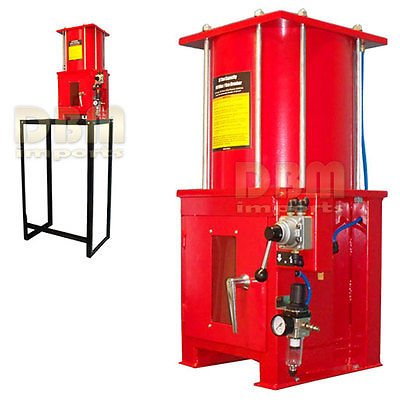 Air Hydraulic 10 Ton Oil Filter Can Crusher Crush Smash With Floor Stand (Can Crusher Stand compare prices)