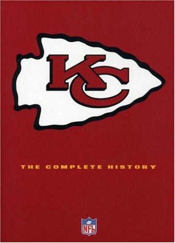 NFL History of the Kansas City Chiefs [DVD] [Region 1] [US Import] [NTSC]