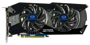 Sapphire 11196-02-40G Radeon HD 7950 3GB DDR5 HDMI / DVI-I / Dual Mini DP PCI-Express OC Version Graphics Card