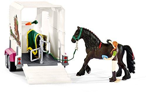 Schleich Pferdeanhänger und Pick-Up (Produkt-Nr. 42346) - 5
