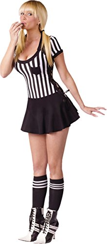 Morris Costumes Racy Referee Adult 10-14