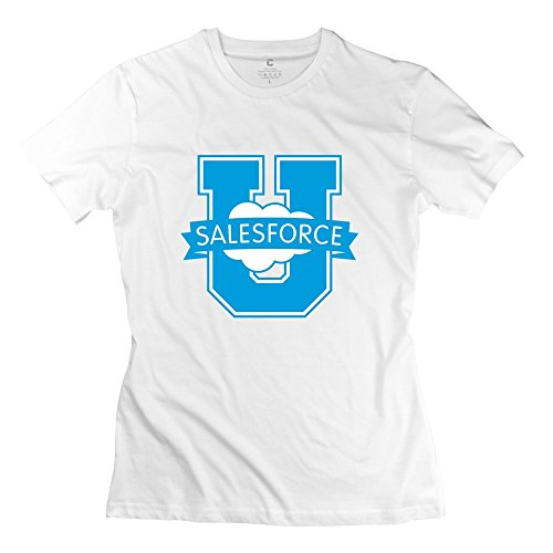 Qincent make your own hot topic women 100 cotton t shirts for Salesforce free t shirt