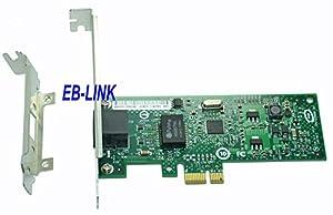 EXPI9301CT Gigabit CT Desktop NIC PCI-e Network Adapter (INTEL 82574L Chipset)