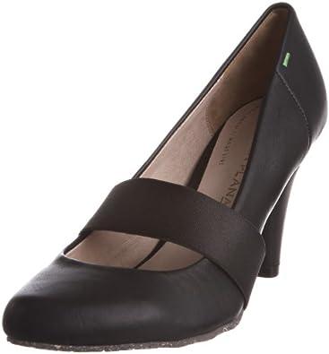 Terra Plana Women's Juniper Black Mary Janes TP200005LBLK 4 UK, 37 EU
