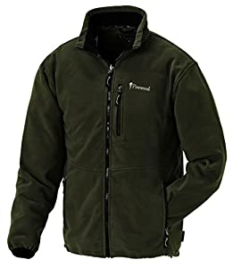 Pinewood Veste polaire à fermeture éclair Homme vert S