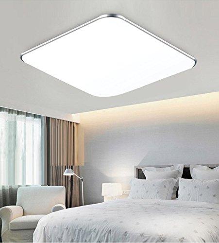 sailun 18w kaltwei ultraslim led deckenleuchte modern. Black Bedroom Furniture Sets. Home Design Ideas