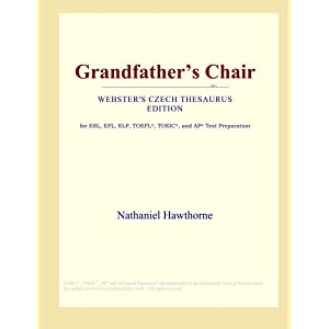 Grandfather's Chair (Webster's Czech Thesaurus Edition) Icon Group