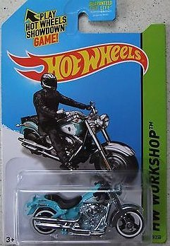 2014 Hot Wheels Hw Workshop '69 Corvette - [Ships in a Box!] - 1