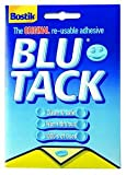 Blu Tack, the original re-usable adhesive