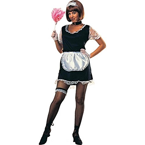 Rubie's French Maid Costume - Adult
