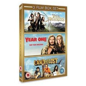 Your Highness / Year One / Land of the Lost [DVD]