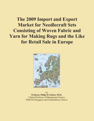 The 2009 Import and Export Market for Needlecraft Sets Consisting of Woven Fabric and Yarn for Making Rugs and the Like for Retail Sale in Europe