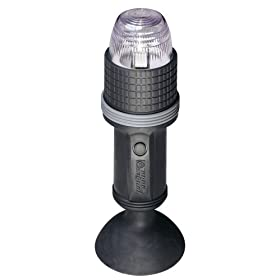 Aqua Signal LED Portable Stern Light (Suction Cup Mount)