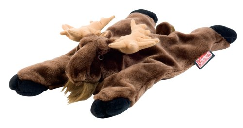 Coleman Supersized Moose Trophy Dog Toy
