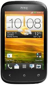 HTC Desire C Smartphone Android 4.0 HSDPA/WCDMA/GSM/GPRS/EDGE Bluetooth Wifi Noir