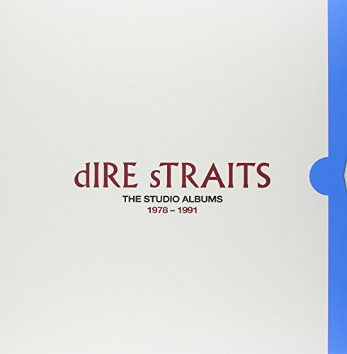 Dire Straits: The Complete Studio Albums 1978-1991