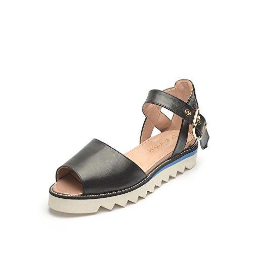 Tipe e Tacchi / sandali donna colore pelle nera