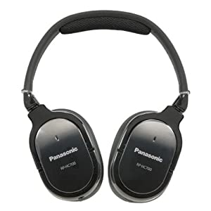 Panasonic RP-HC700 Noise Cancelling Headphones