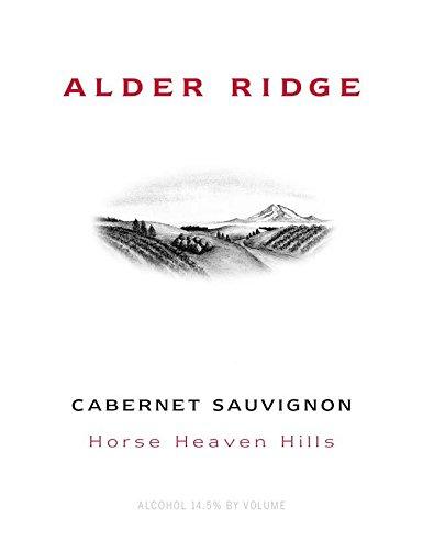 2011 Alder Ridge Cabernet Sauvignon, Horse Heaven Hills 750Ml
