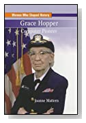 Grace Hopper: Computer Pioneer (On Deck Reading Libraries: Women Who Shaped History)