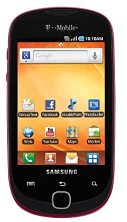 Samsung Gravity Smart, Red (T-Mobile)