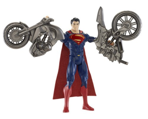 Man of Steel Split Cycle Superman