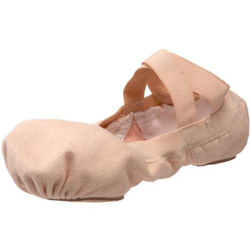 Bloch Dance Pro-Elastic Ballet Flat (Little Kid),Pink,1.5 B Us Little Kid front-557771