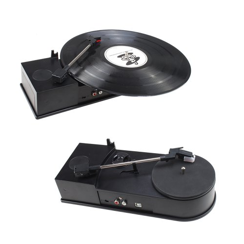 Image mini usb turntable built in speaker vinyl record to Best vinyl windows reviews