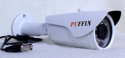 Puffin PF-52CVI3100 720P 1.0MP Bullet Camera