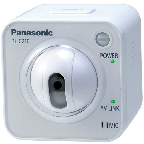 Panasonic Bl-C210A Internet Security Camera front-61977