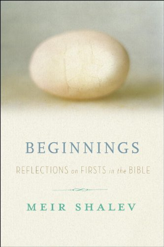 Beginnings: Reflections on the Bible