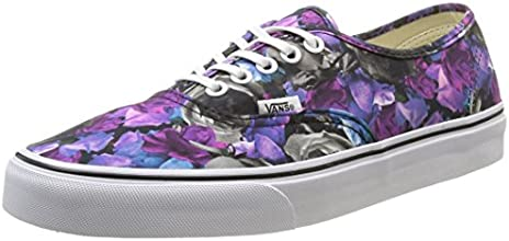 Vans U Authentic Digi Floral, Sneakers Basses mixte adulte, Multicolore (Digi Floral/Multi/True White), 39 EU