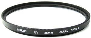 Zeikos ZE-UV86 86mm Multi-Coated UV Filter