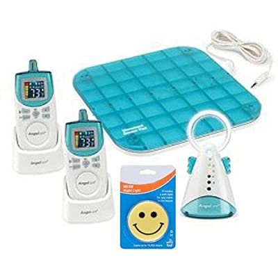 Angelcare Deluxe Movement Sound Monitor 2 Units
